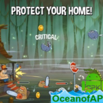 Swamp Attack v4.0.1.71 (Mod Money/Energy/Unlocked) APK Free Download