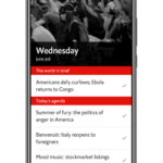 The Economist Espresso. Daily News v1.9.1 [Subscribed] APK Free Download