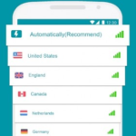 Thunder VPN – A Fast , Unlimited, Free VPN Proxy v3.1.13 [VIP] APK Free Download