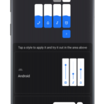 Volume Styles – Customize your Volume Panel Slider v3.0.1 [Premium] APK Free Download