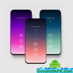 Betwix theme for KLWP v1.0.0 [Paid] APK Free Download