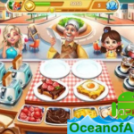 Cooking City v1.73.5017 (Mod Money) APK Free Download