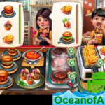 Cooking Team v5.2 (Mod Money) APK Free Download