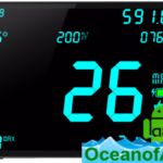 DigiHUD Pro Speedometer v1.1.16.2 [Paid] APK Free Download