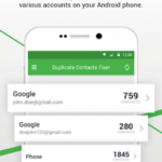 Duplicate Contacts Fixer and Remover v2.0.1.11 (Pro) APK Free Download