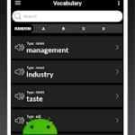 IELTS Advanced Words: Flashcards – Examples v1.6 [PRO] APK Free Download