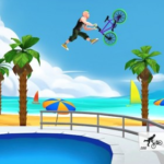 Max Air BMX v1.2.8 (Mod Money) APK Free Download