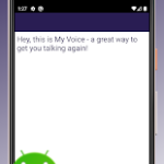 My Voice – Text To Speech (TTS) v1.10.6 [PRO] APK Free Download