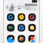 ONE UI DARK Icon Pack : S10 v2.5 [Patched] APK Free Download