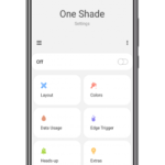 One Shade: Custom Notifications and Quick Settings v2.6.8 [Pro][SAP] APK Free Download