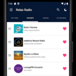 Radio Relax – Sleeping ,Yoga and Meditation Music v4.6 [Pro] APK Free Download