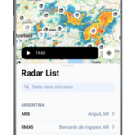 RainViewer: Doppler Radar & Weather Forecast v2.0.3 [Premium] APK Free Download