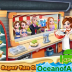Rising Super Chef 2 v4.6.1 (Mod Money) APK Free Download