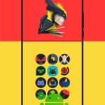 Supercons Dark – The Superhero Icon Pack v2.0 [Patched] APK Free Download