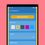 Touch Block Pro – screen , touch , block v1.3.1 (SAP) (Paid) APK Free Download