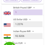 All Currency Converter Pro -Money Exchange Rates v0.0.15 APK Free Download