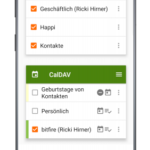 DAVx⁵ (DAVdroid) – CalDAV/CardDAV Client v3.3-beta4-gplay [Paid] APK Free Download
