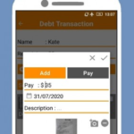 Debt Book and Manager – PRO v1.3 [Paid] APK Free Download