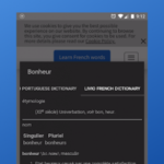 Look Up -Pop Up Dictionary Pro v3444 (SAP) (Paid) APK Free Download