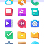 Moxy Icons v7.5 [Patched] APK Free Download