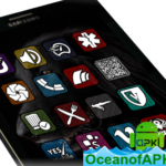 Raya Icon Pack   NEW dashboard v98.0 [Patched] APK Free Download