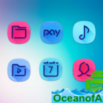Unicorn Dark – Icon Pack v11.0 [Patched] APK Free Download