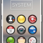 Dark Sensation -Icon Pack v2.0.7 [Patched] APK Free Download