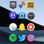 Fluent Icon Pack v1.5 [Patched] APK Free Download