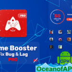 Game Booster PRO | Bug Fix & Lag Fix v4.0-r [Paid][Mod] APK Free Download