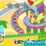 Idle Aqua Park v2.3.8 (Mod Money) APK Free Download
