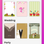 Invitation Maker Free, Paperless Card Creator v5.5 (SAP) (Pro) APK Free Download
