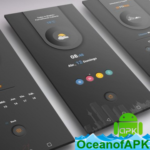 Neumorphism R One for KLWP v5.1 [Paid] APK Free Download