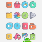 Olympia – Icon Pack v1.5 [Patched] APK Free Download