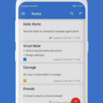 Smart Note – Notes, Notepad, Free, One sticky note v3.2.8 (Premium) APK Free Download