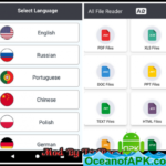 All Document Manager – Read All Office Documents v1.6.3 [Mod] [Sap] APK Free Download