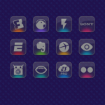 Color Gloss – Icon Pack v1.8.7 [Paid] APK Free Download