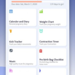 MomDiary: Week by week Pregnancy Tracker v1.10 (Pro) APK Free Download