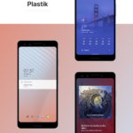 Polymer for KLWP v1.1 [Paid] APK Free Download