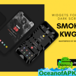 Smoke kwgt v2020.Oct.20.16 [Paid] APK Free Download