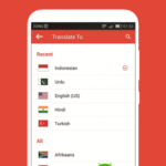 Speak and Translate All Languages Voice Translator v2.9 [Premium] APK Free Download