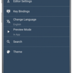 Acode — Powerful Code Editor v1.1.14.133 [Paid] APK Free Download