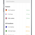 AdGuard VPN — Fast & secure v1.0.243 [Unlocked] [Mod] APK Free Download
