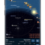 Astrolapp Live Planets and Sky Map v5.2.0.5 [Patched] APK Free Download