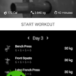 Barbell Home Workout v2.01 [PRO][MOD][SAP] APK Free Download