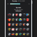 Darko5 – Icon Pack v1.0 (Patched) APK Free Download