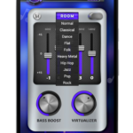 EQ & Bass Booster Pro – metal v1.5.8 [Paid] APK Free Download