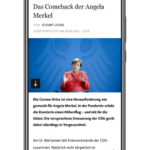 FAZ.NET – Nachrichten App v10.19.1 [Subscribed] APK Free Download