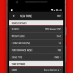 ForzaTune 7 v4.0.4 [Paid] APK Free Download