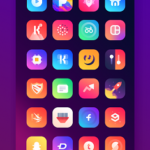 Gladient Icons v4.0 [Patched] APK Free Download