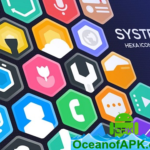 Hexa Icon Pack : Hexagonal v2.5 [Patched] APK Free Download